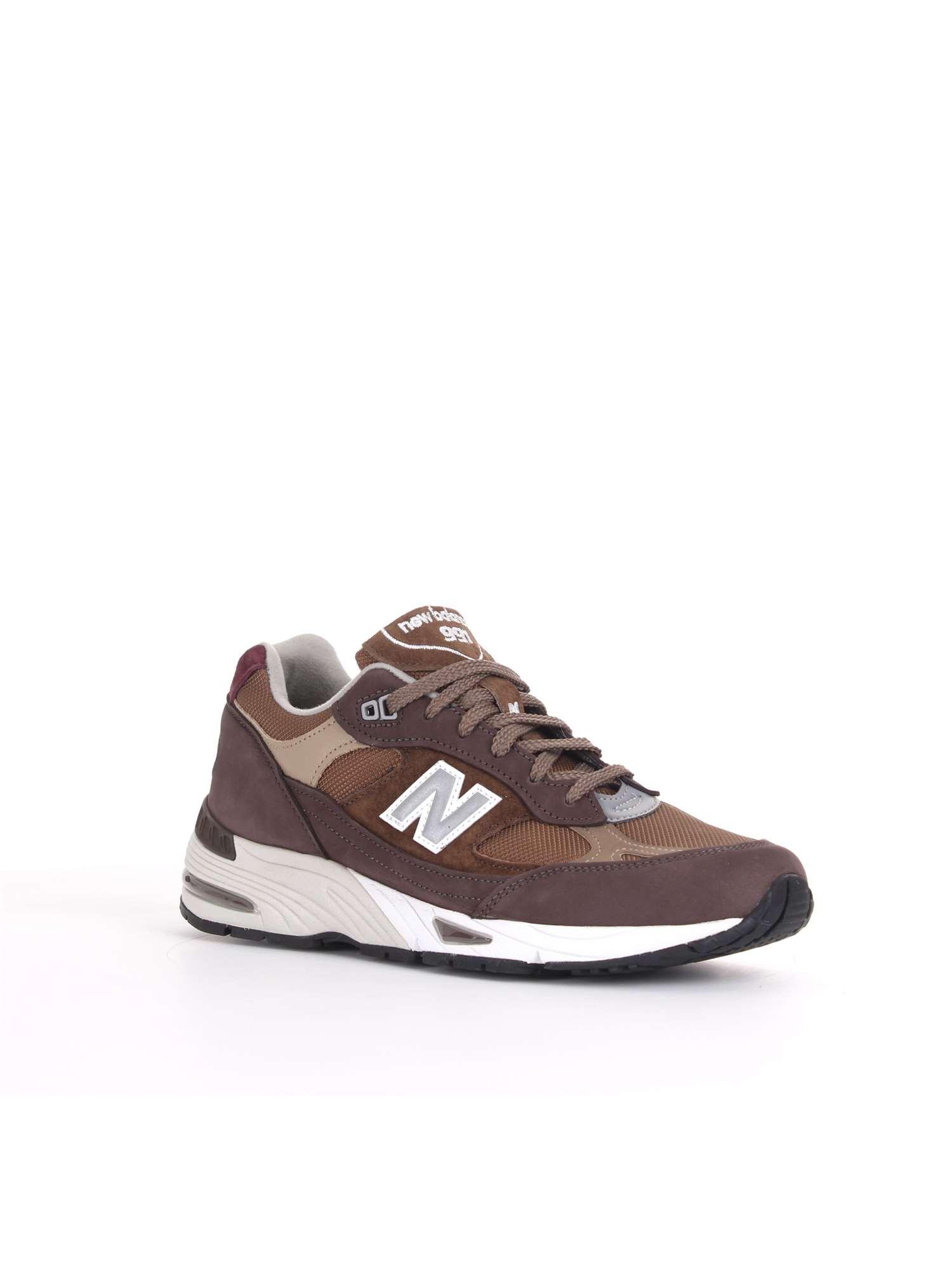 New Balance Mann NBM991NGG NBM991NGG NBM991NGG braun-672 Turnschuhe Herbst Winter  8e12a0