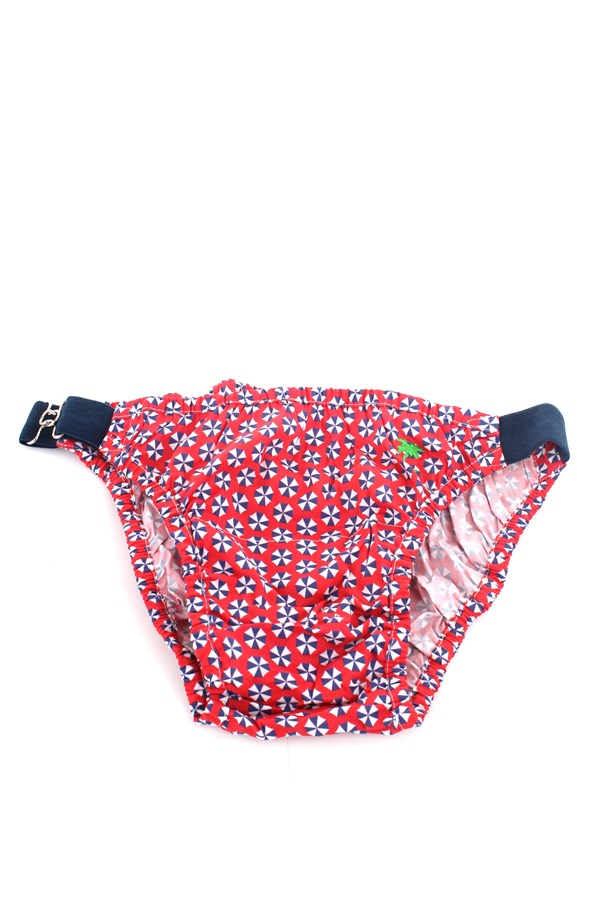 Port Cros Swimsuit Red