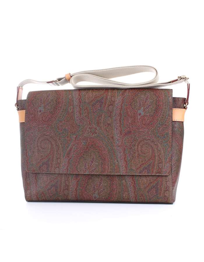 Etro Shoulder Bags multicolored