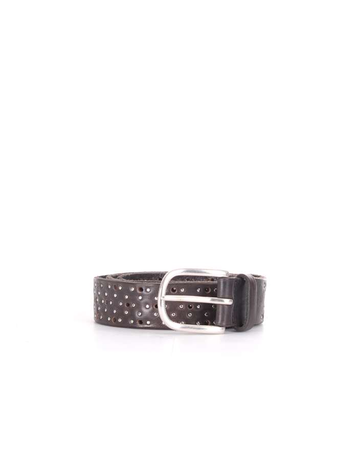 Orciani Belts Grey
