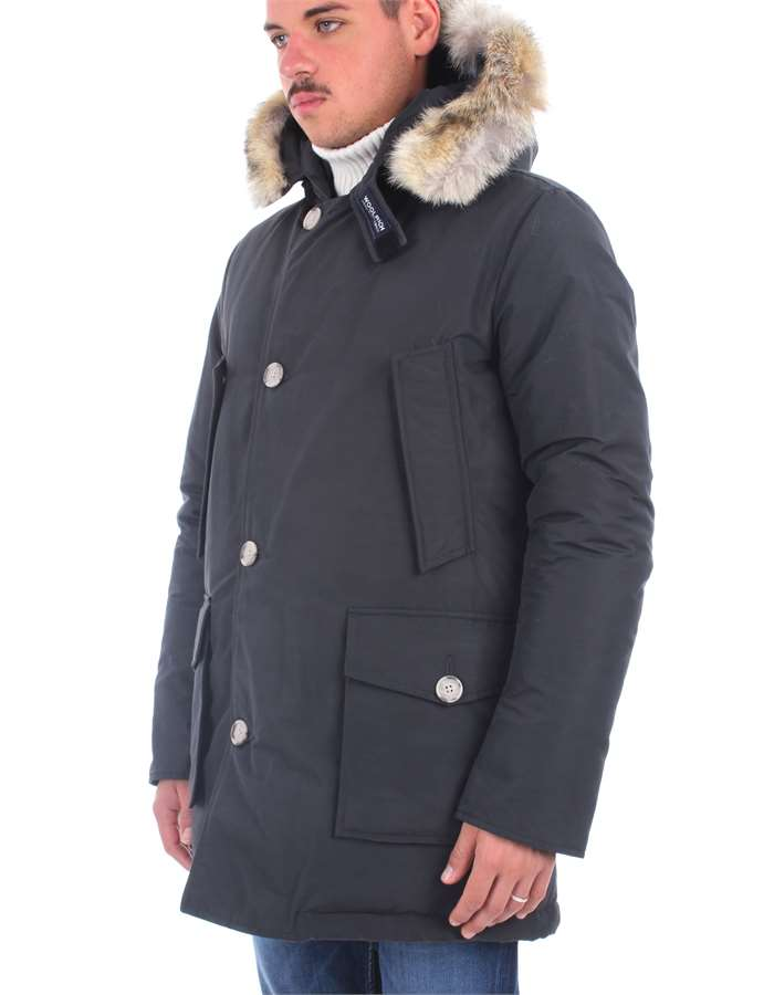Woolrich Jackets And Jackets Grey