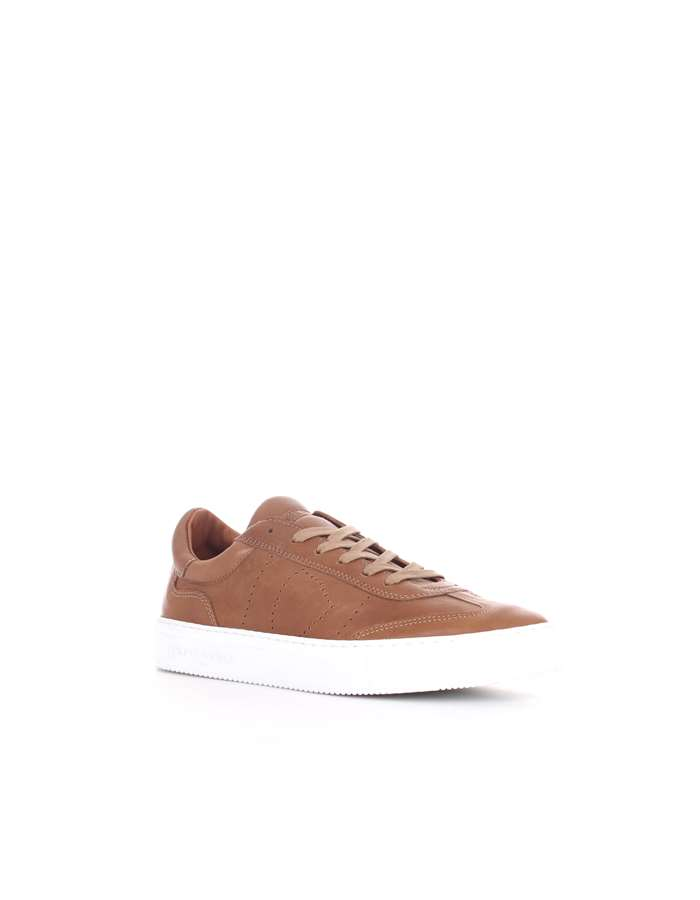 Philippe Model Sneakers Cognac