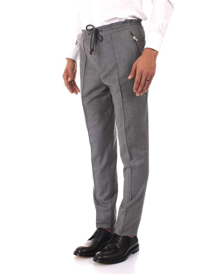 Brunello Cucinelli Trousers Grey