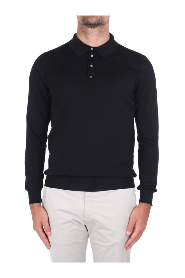 Drumohr  Long sleeves black