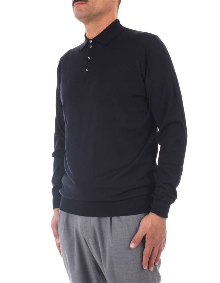 Drumohr  Long sleeves Blue