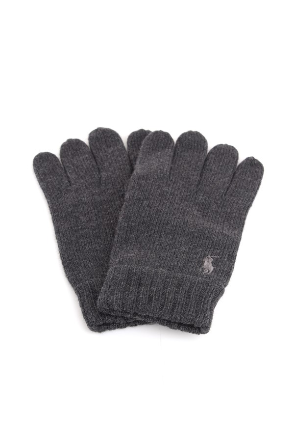 Ralph Lauren Gloves Grey
