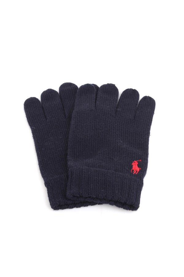 Ralph Lauren Gloves Blue