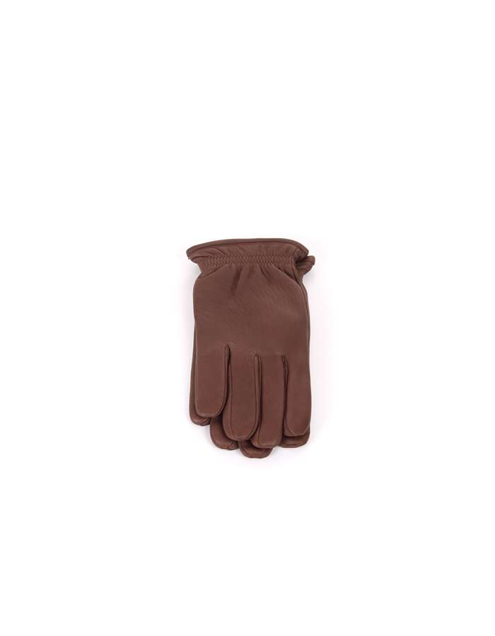 Orciani Gloves Chestnut
