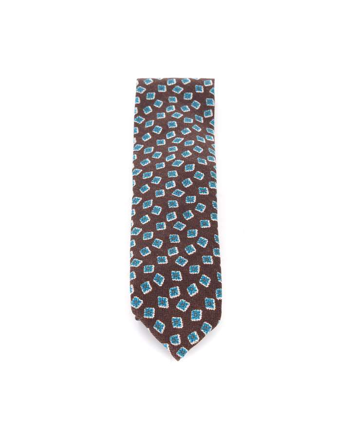 Stile Latino Ties 148 2TMCR32 M25 Brown
