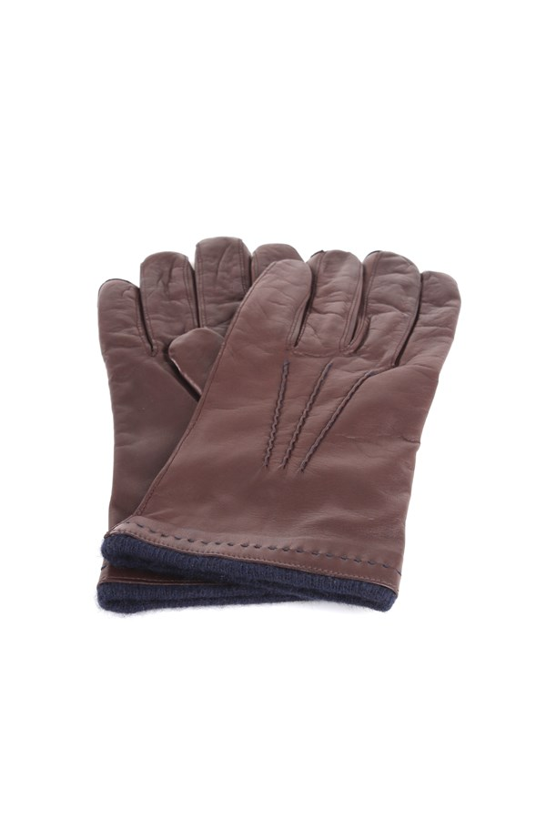 Rosy E Ghezzy Gloves Brown