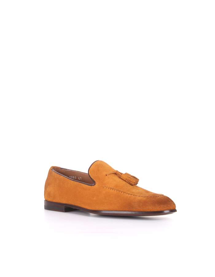 Doucal's Loafers orange