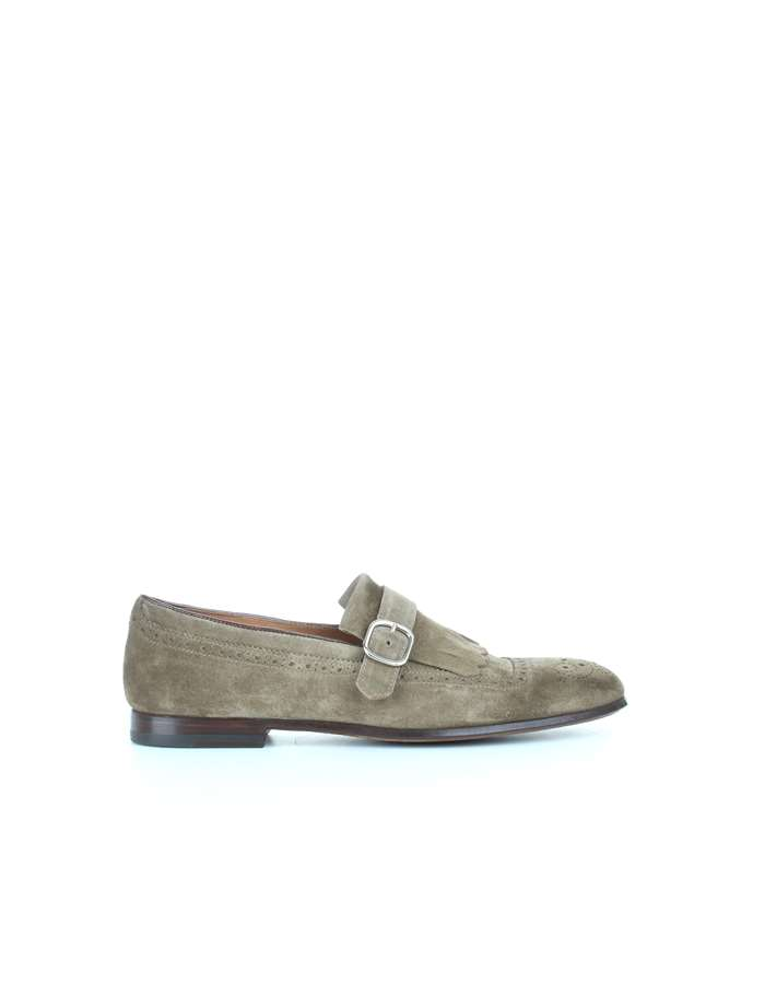 Doucal's Loafers Green