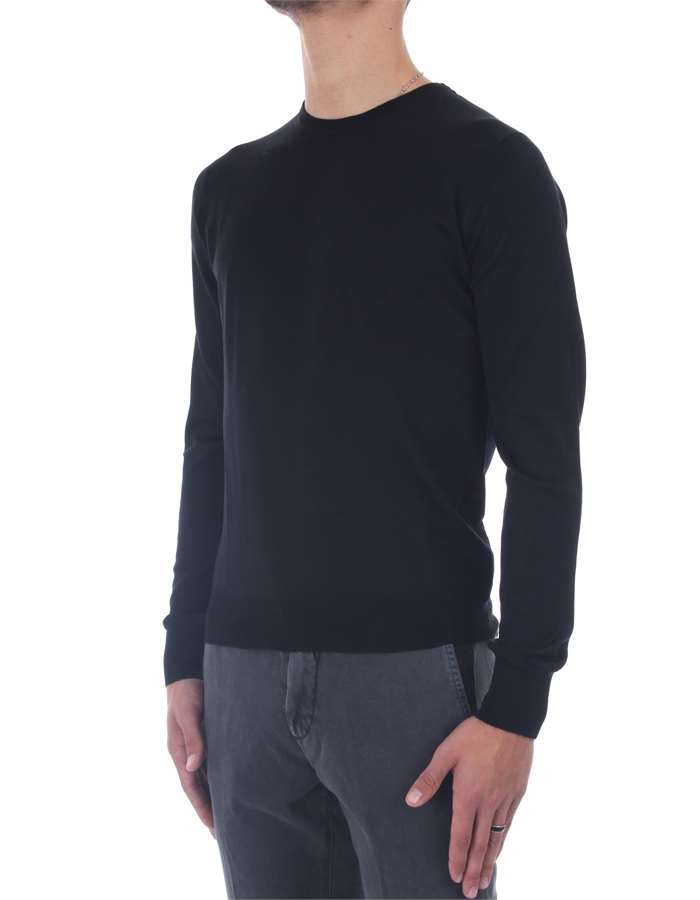 La Fileria Sweaters black