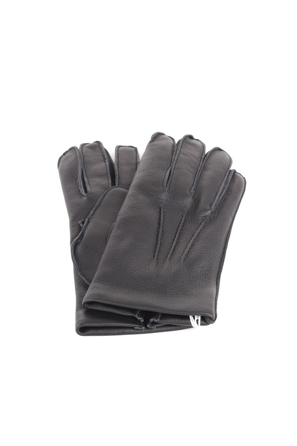 Mario Portolano Gloves Black