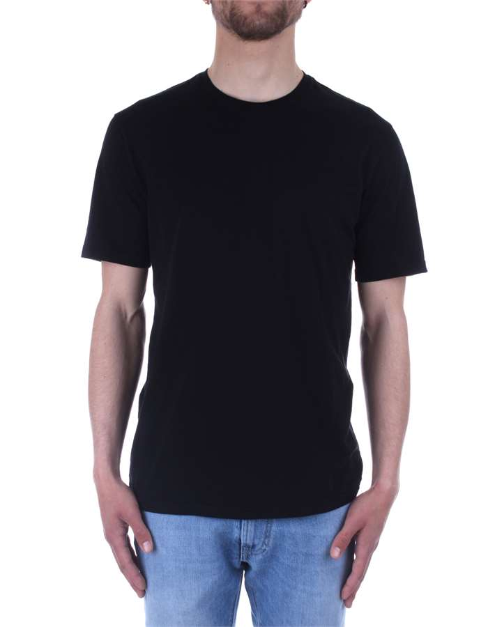 Aspesi T-shirt AY28 A335 Black