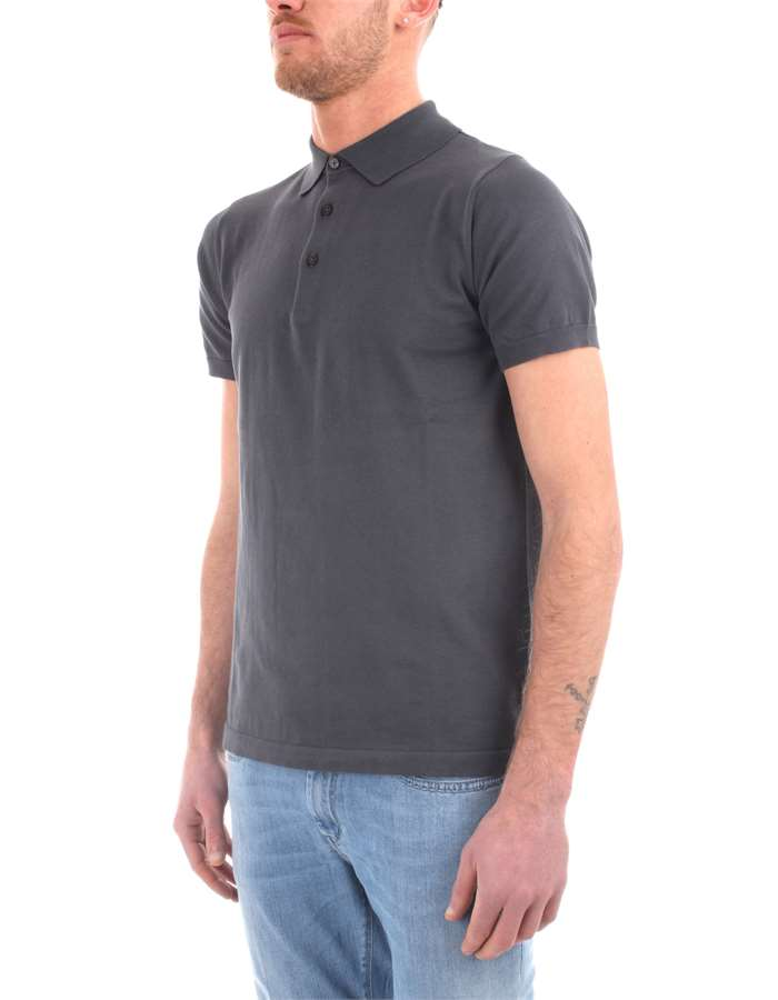 Aspesi Polo shirt Grey
