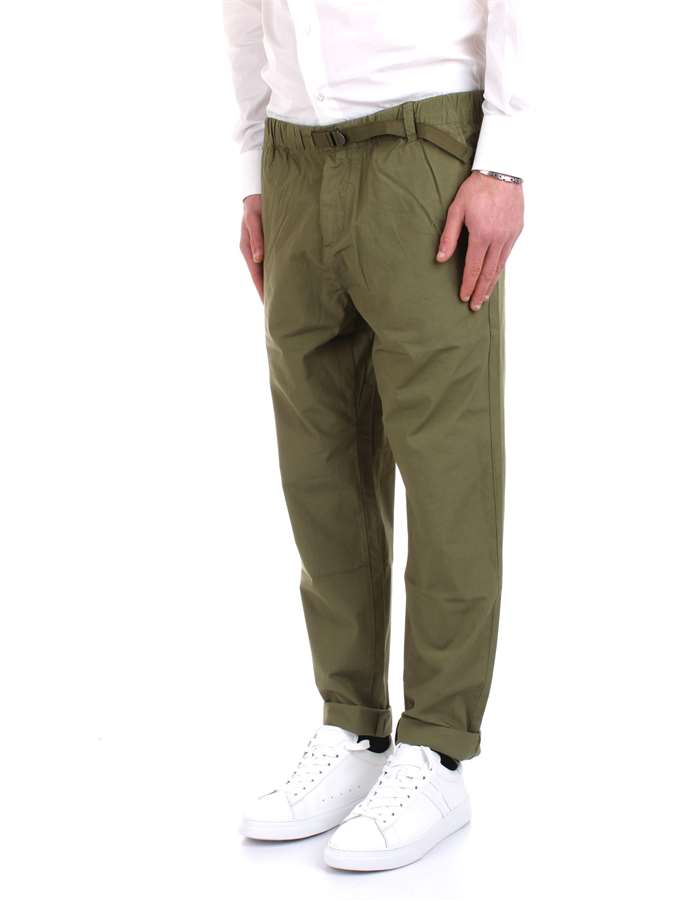 Woolrich Trousers Green