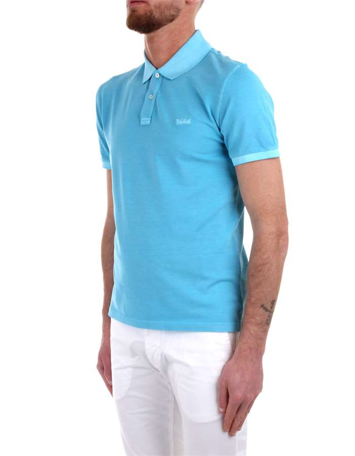 Woolrich Polo shirt Turquoise