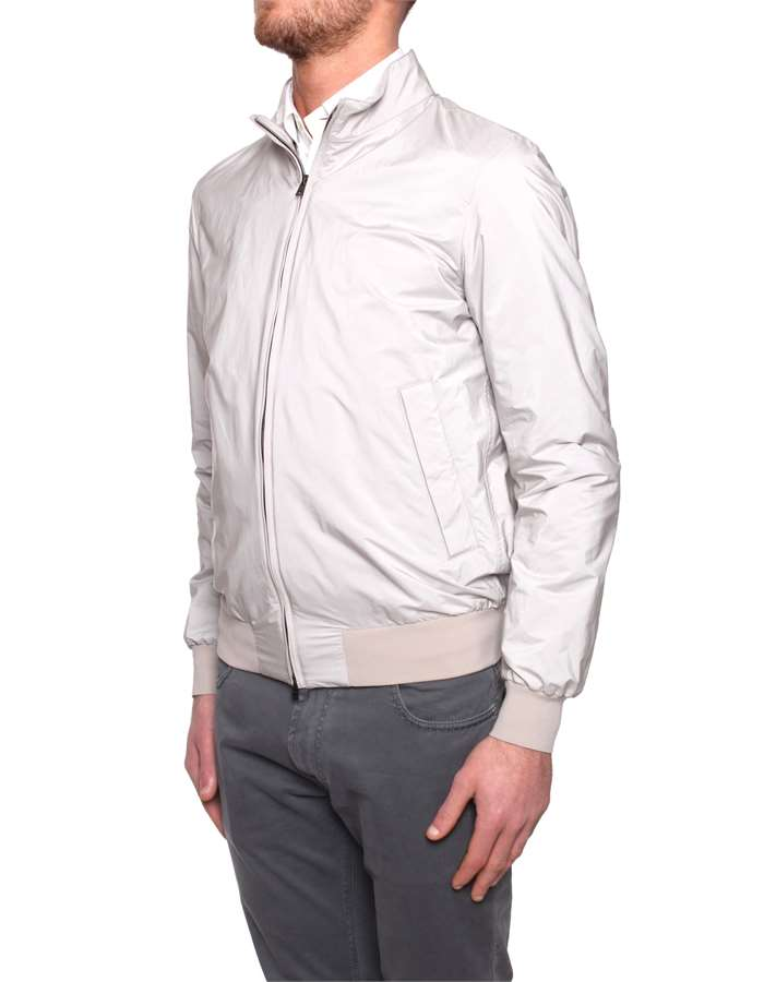Herno Jackets And Jackets Grey