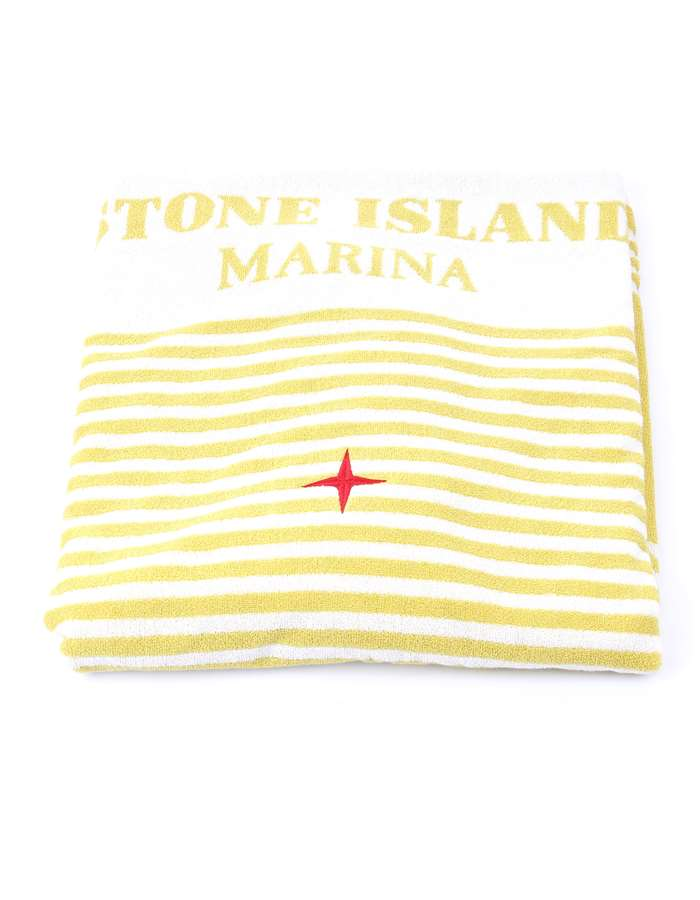 Stone Island Beach towels Multicolor