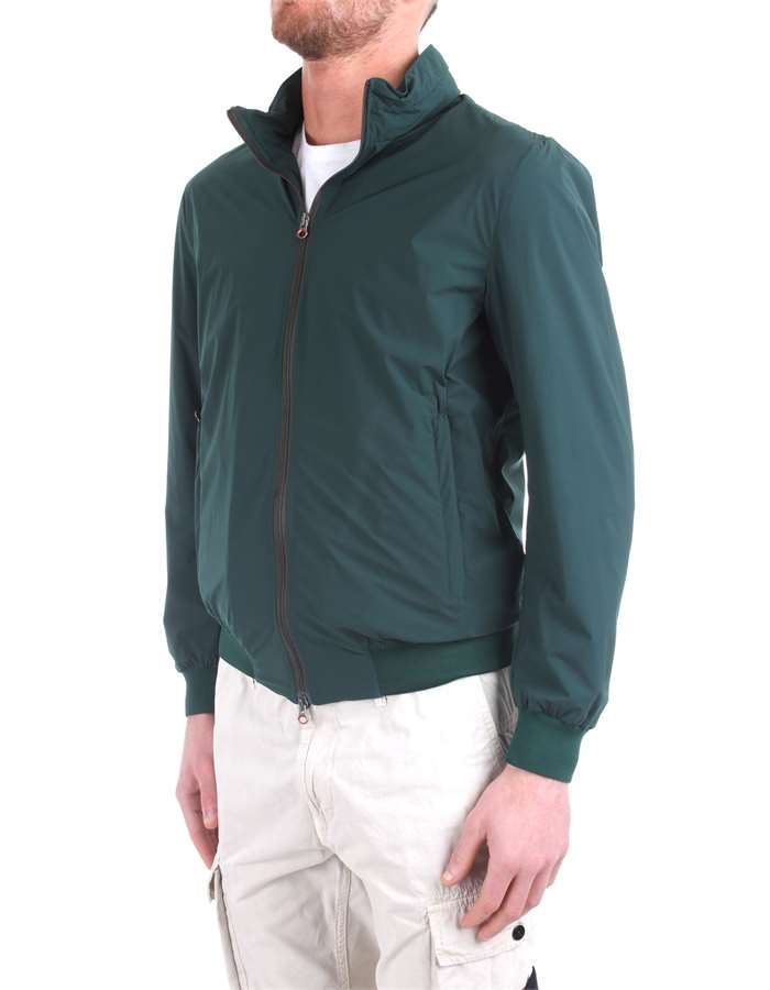 Kired Jackets And Jackets Green
