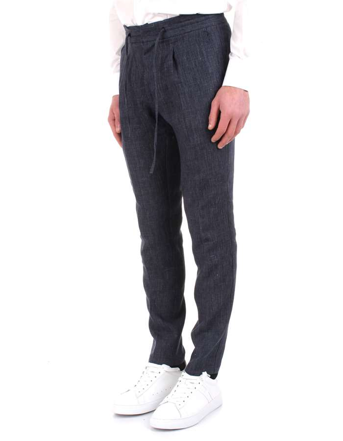 Bagnoli Trousers Blue