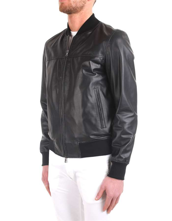 Orciani Jackets And Jackets Black