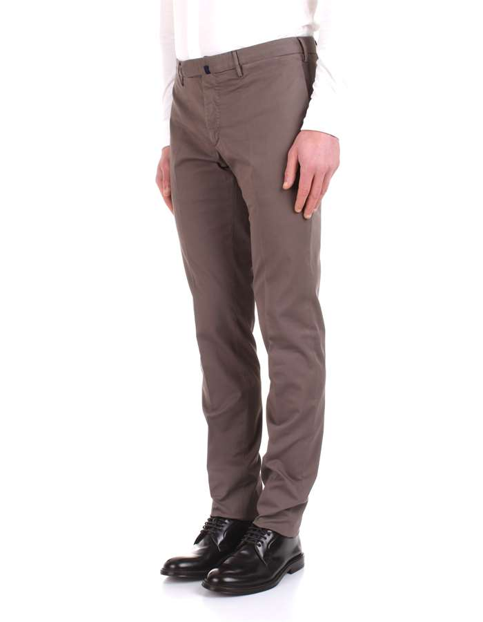Incotex Trousers Brown