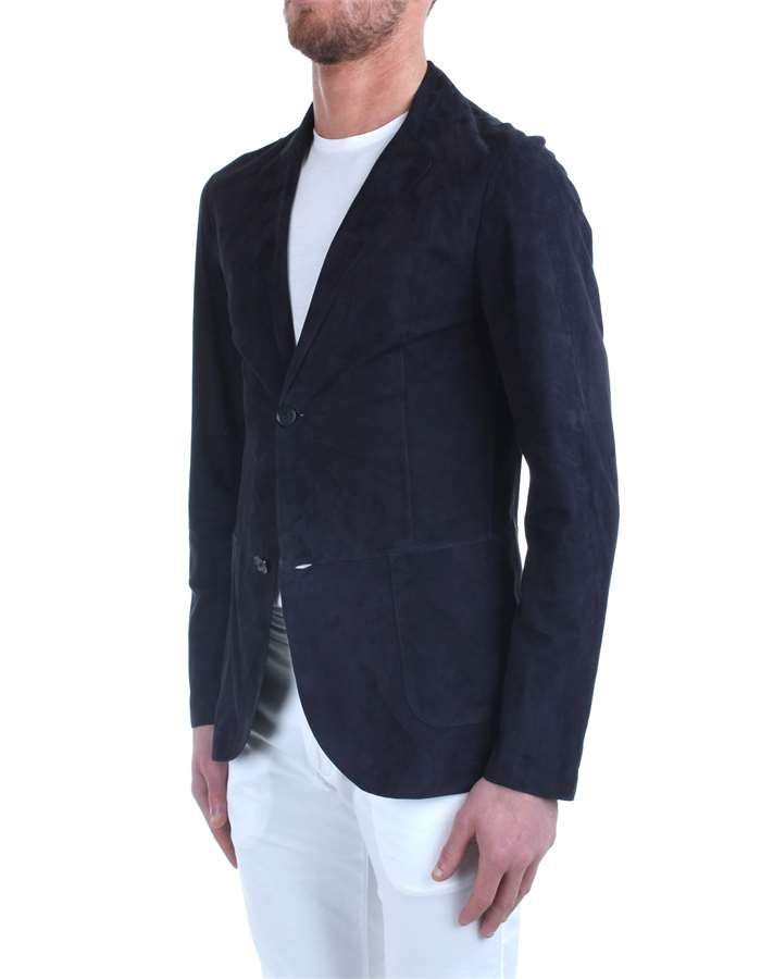 Desa Jackets And Jackets Blue