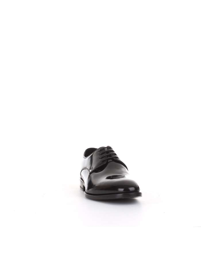 Tagliatore Laced lace-up shoes Man EVANORE19-AN NERO 2