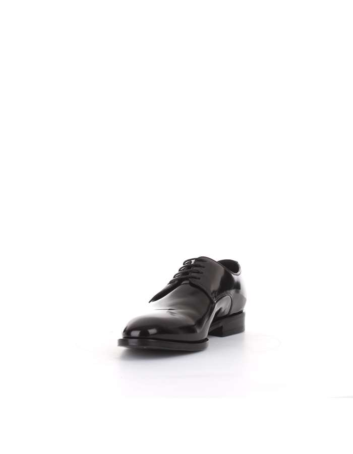 Tagliatore Laced lace-up shoes Man EVANORE19-AN NERO 3
