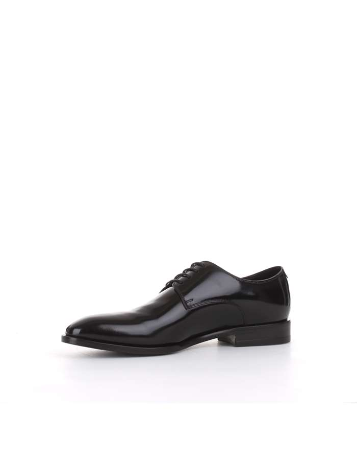 Tagliatore Laced lace-up shoes Man EVANORE19-AN NERO 4