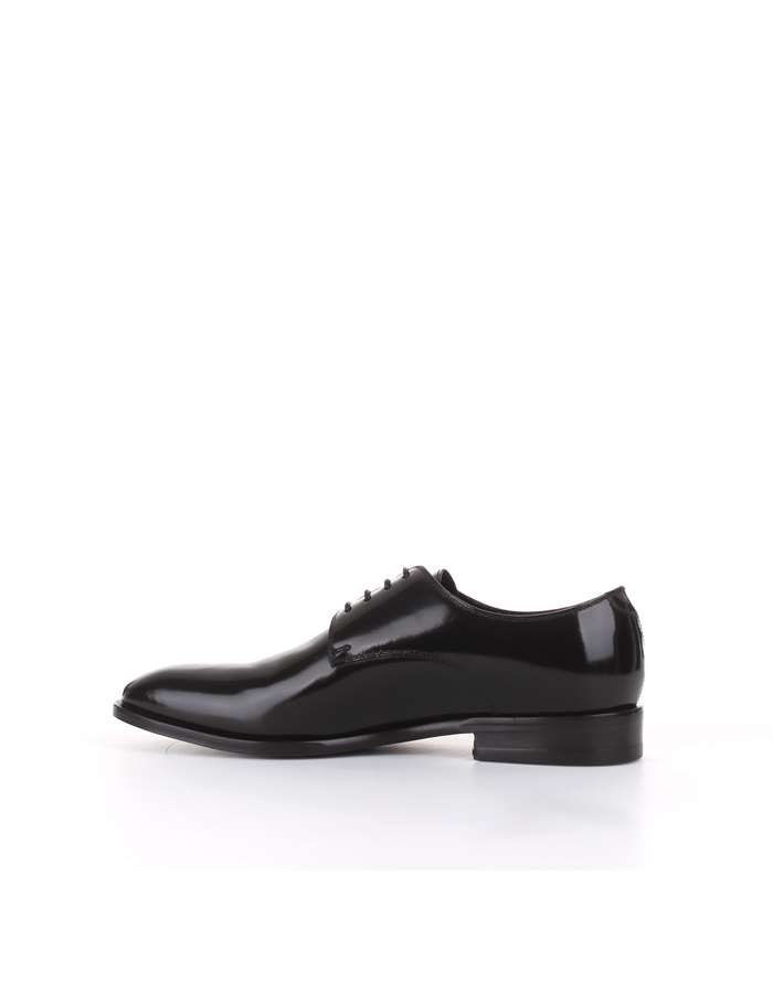 Tagliatore Laced lace-up shoes Man EVANORE19-AN NERO 5