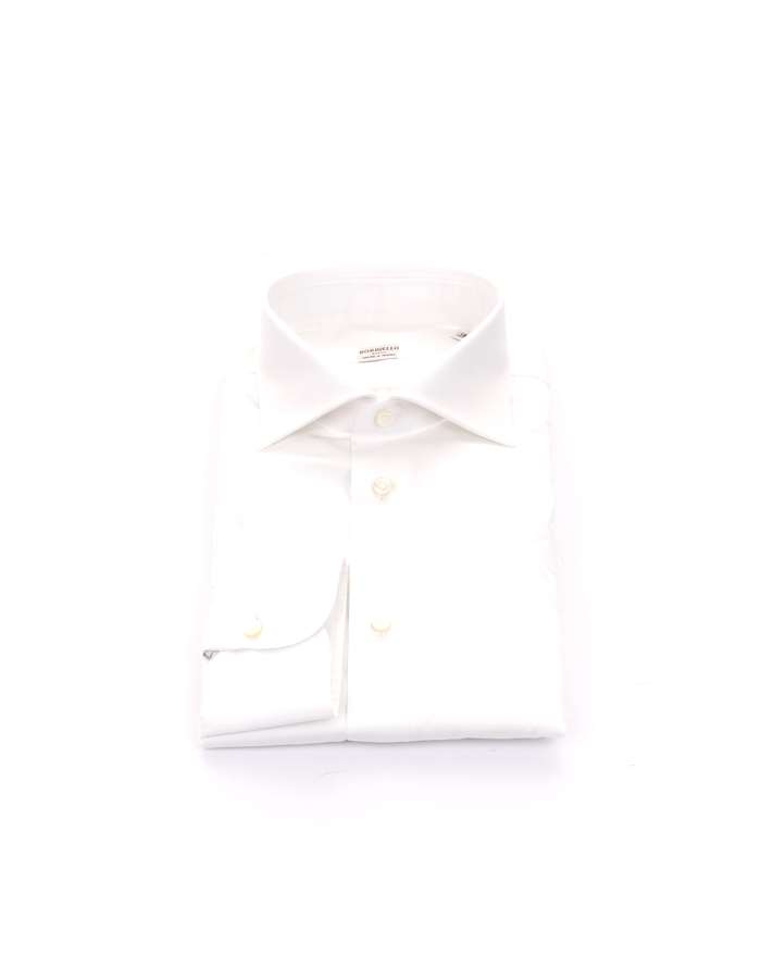 Borriello Shirts White