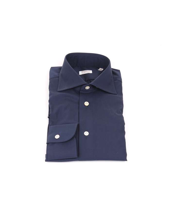 Borriello Shirts Blue