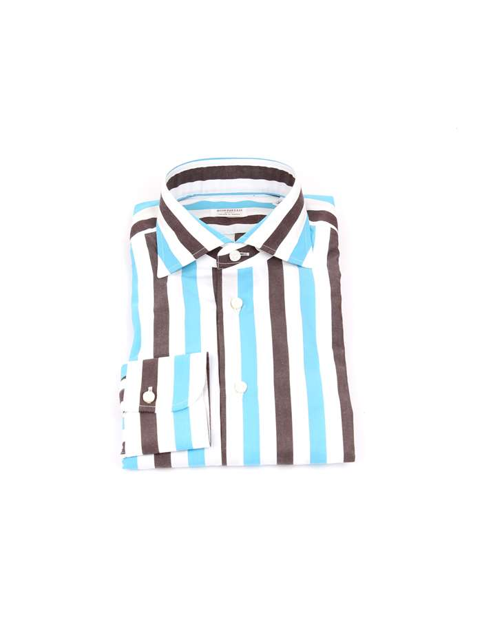Borriello Shirts multicolored