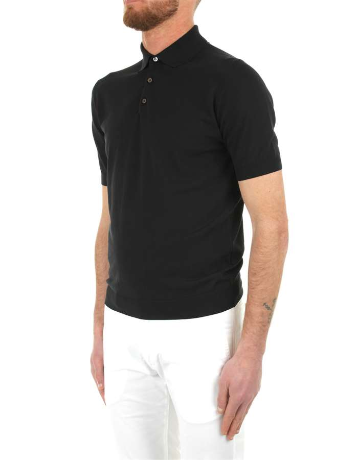 Arrows Polo shirt Black