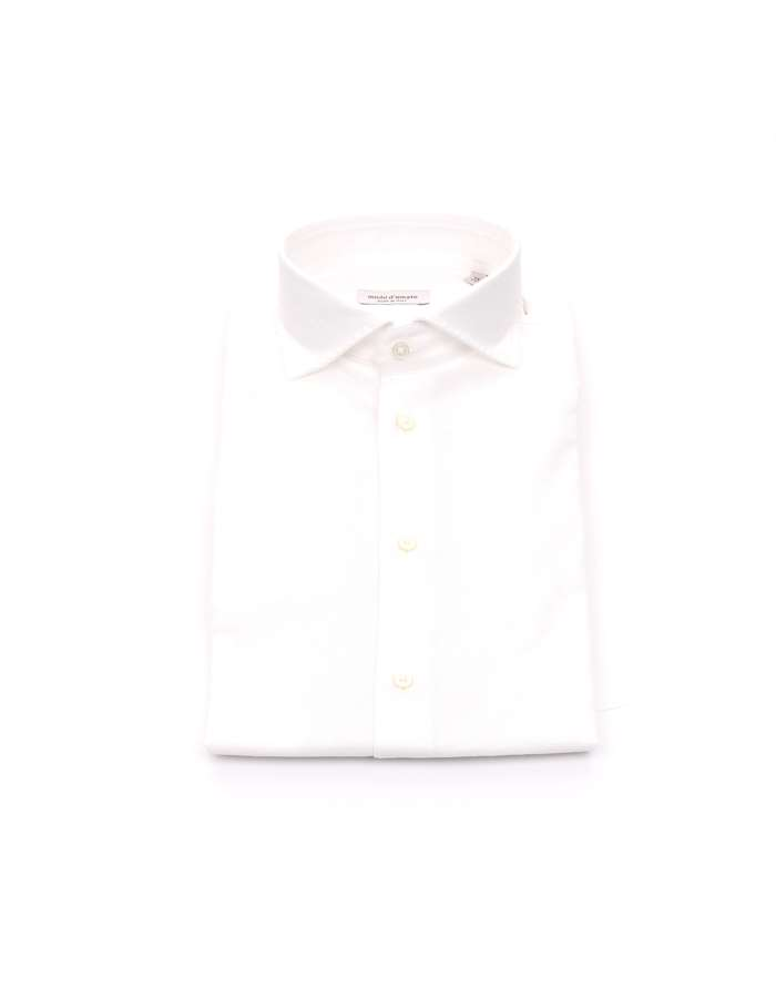 Michi D'amato Shirts White