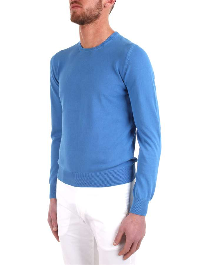 La Fileria Sweaters Turquoise