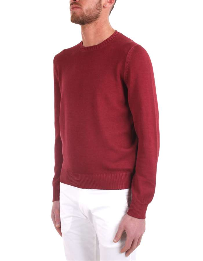 La Fileria Sweaters Red