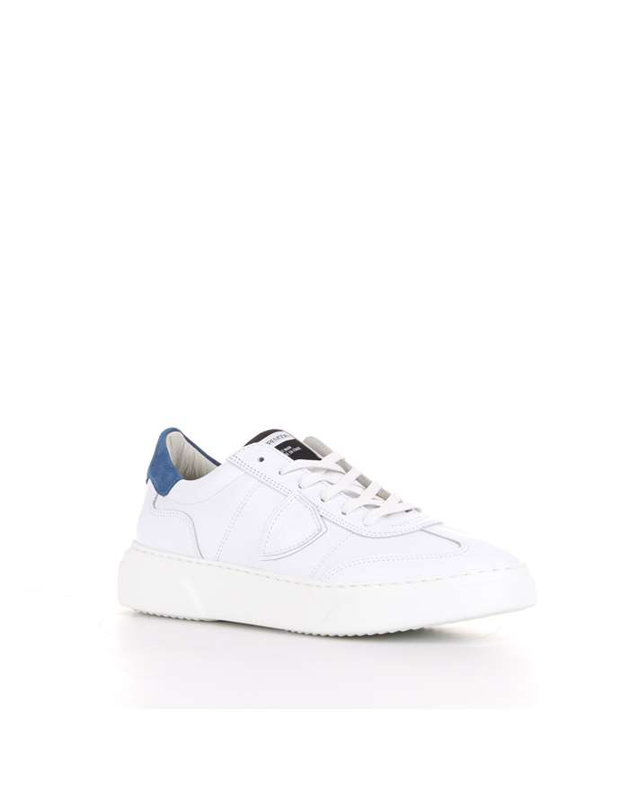 Philippe Model Sneakers Blanc Bluette