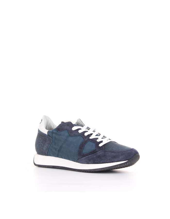 Philippe Model Sneakers Bleu