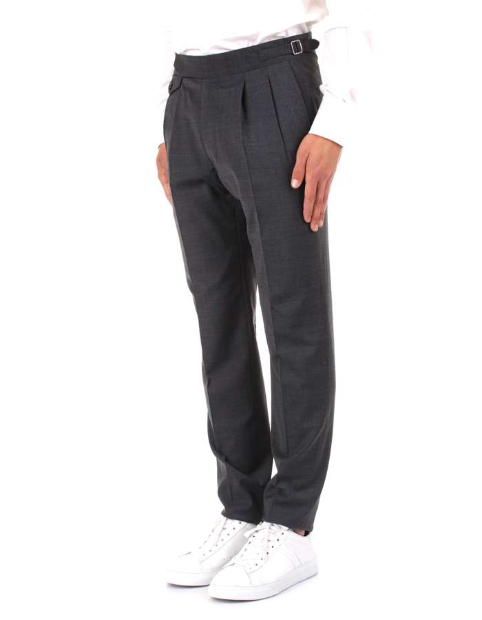 Barba Trousers Grey