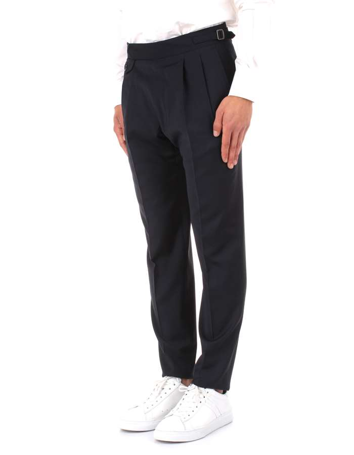 Barba Trousers Blue