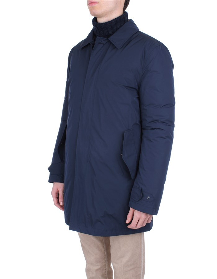 Aspesi raincoats Blue