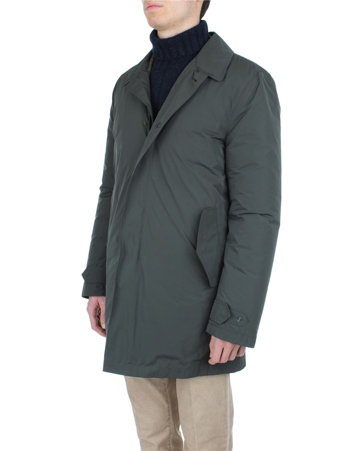Aspesi raincoats Green