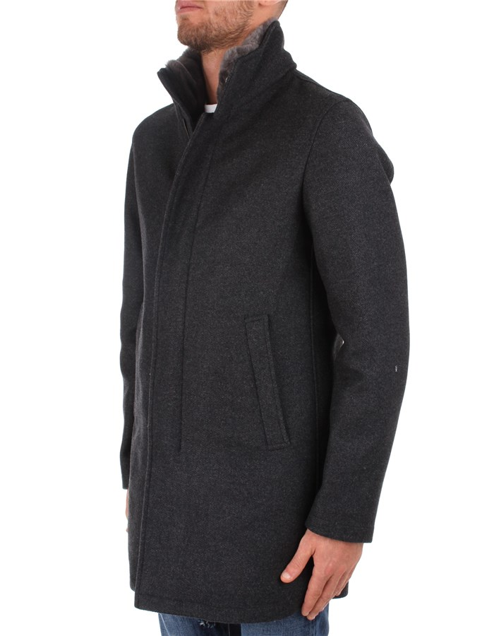 Herno Outerwear Grey