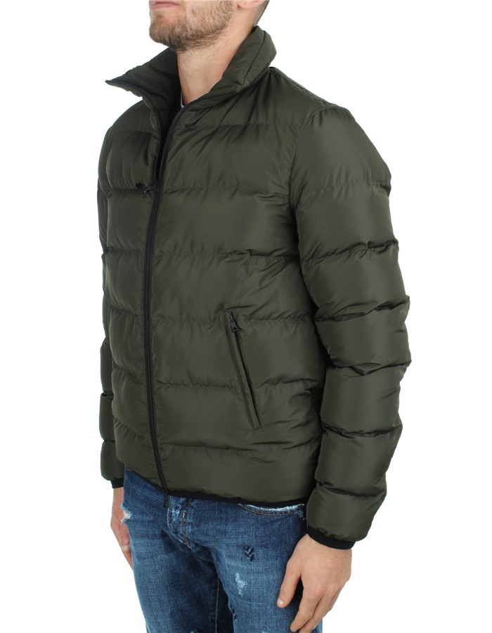 Esemplare Jackets And Jackets Green