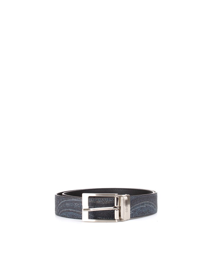 Etro Belts Black