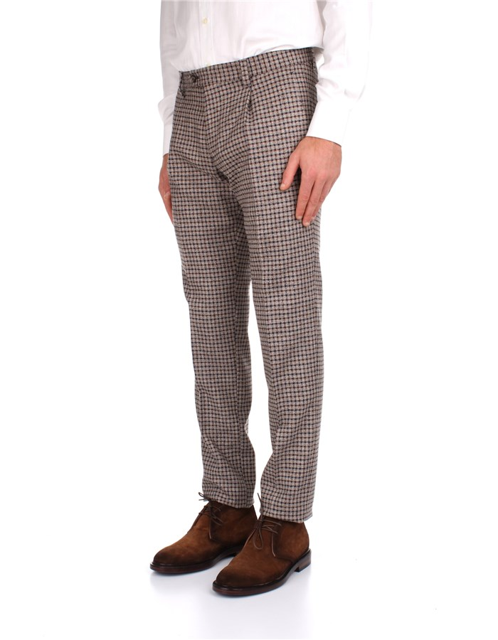 Etro Trousers Multicolor